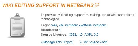 http://kenai.com/projects/nbcreole